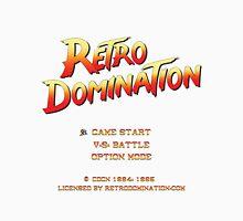 Retro Domination - Word Warrior Edition! Unisex T-Shirt