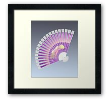Love is in the Air ! Framed Print