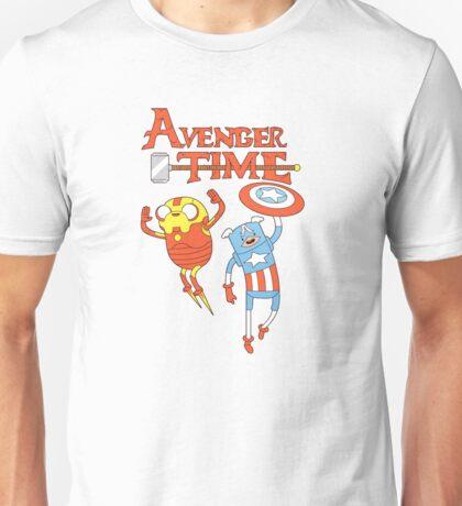 Avenger Time Unisex T-Shirt