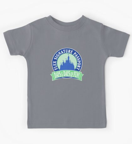 more play for less! Kids Tee