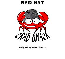 Bad Hat Harry's Crab Shack Photographic Print