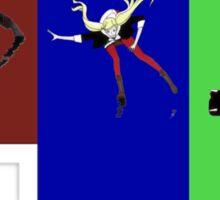 Persona 5 Skating Shirt Sticker