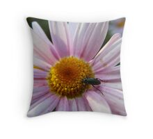 Garden Sanctuary Throw Pillow