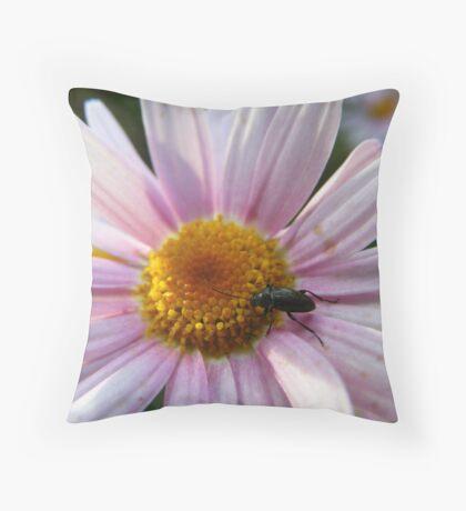 Garden Sanctuary Throw Pillow