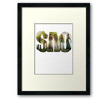 Sword Art Online Logo 2 Framed Print