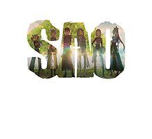 Sword Art Online Logo 2 Photographic Print