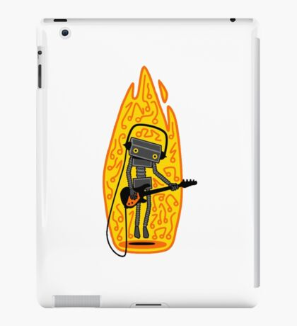 Bass-Bot iPad Case/Skin