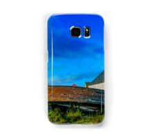 Behind the Fishing Shed Samsung Galaxy Case/Skin