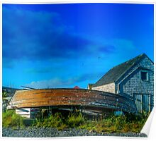 Behind the Fishing Shed Poster
