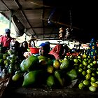 Rwandan Market by Melinda Kerr