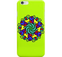 life in colors iPhone Case/Skin