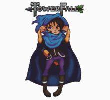 Towerfall Blue Archer Kids Tee