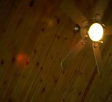 Ceiling fan by Basjan