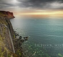 Kilt Rock by Andreas Stridsberg