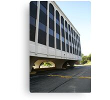 The Office Building Canvas Print