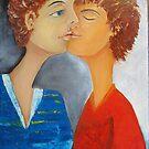 Sweet Feeling by Saren Dobkins