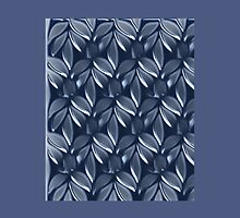 Blue leaves design for Leggings, cases ,Pillows,Totes ( 3007 views) by aldona