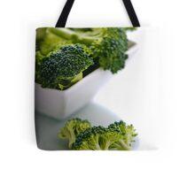 A Taste of Broccoli. Tote Bag