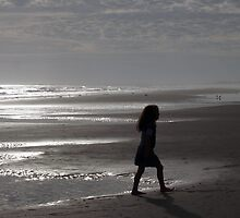 Fun in the Surf II by Wendy Mogul