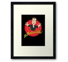 Better Call Saul - It's Showtime Folks ! Framed Print