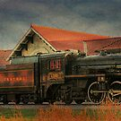 Morning At The Depot by MClementReilly