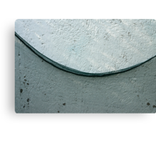 Net on the wall Canvas Print