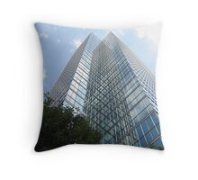 Toronto Skyscraper Throw Pillow