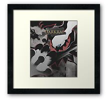 Darkrai Framed Print