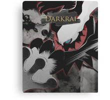 Darkrai Canvas Print