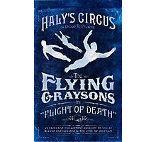 Flying Graysons Photographic Print