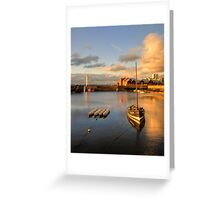 Newhaven Greeting Card