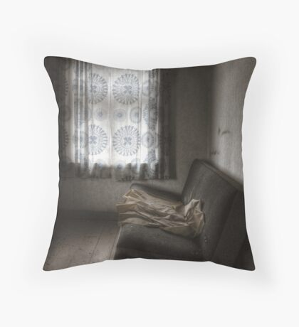'1976' (HDR) Throw Pillow