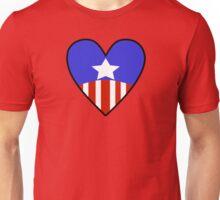 Cap Heart Unisex T-Shirt