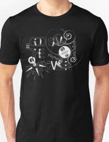 God Save The QVeen - Vivienne Icons (black version) T-Shirt