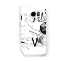 God Save The QVeen - Vivienne Icons  Samsung Galaxy Case/Skin