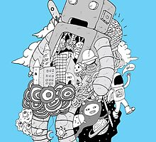 Robot take over by 7thRepublic
