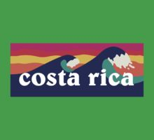 Costa Rica waves  Kids Clothes