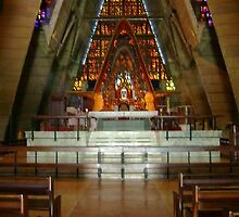 Higuey cathedral in Dominican Rep by chord0