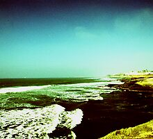 Sunset Cliffs La Jolla CA by PeggySue67