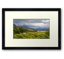 Torridon Scene, Scotland Framed Print