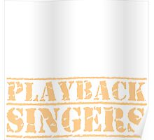 8th Day Playback Singers T-shirt Poster
