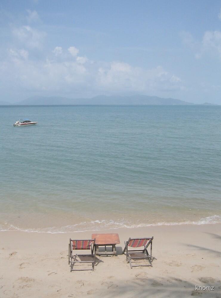 Beach Bar by knomz