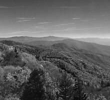 Oconaluftee Valley by Gary L   Suddath