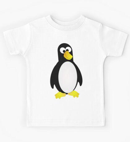 Boss Eyed Penguin Kids Tee