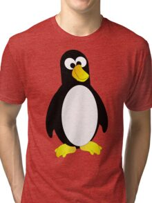 Boss Eyed Penguin Tri-blend T-Shirt
