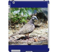 Precious Dove iPad Case/Skin