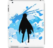 Akame ga Kill - Esdese Shadow (Esdeath) iPad Case/Skin