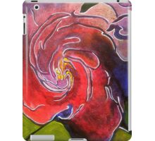 Winter Always Turns to Spring iPad Case/Skin