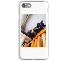 Jaffa at play iPhone Case/Skin