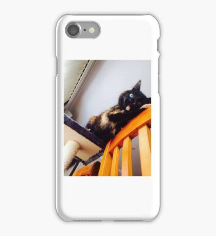 Jaffa at play iPhone Case/Skin